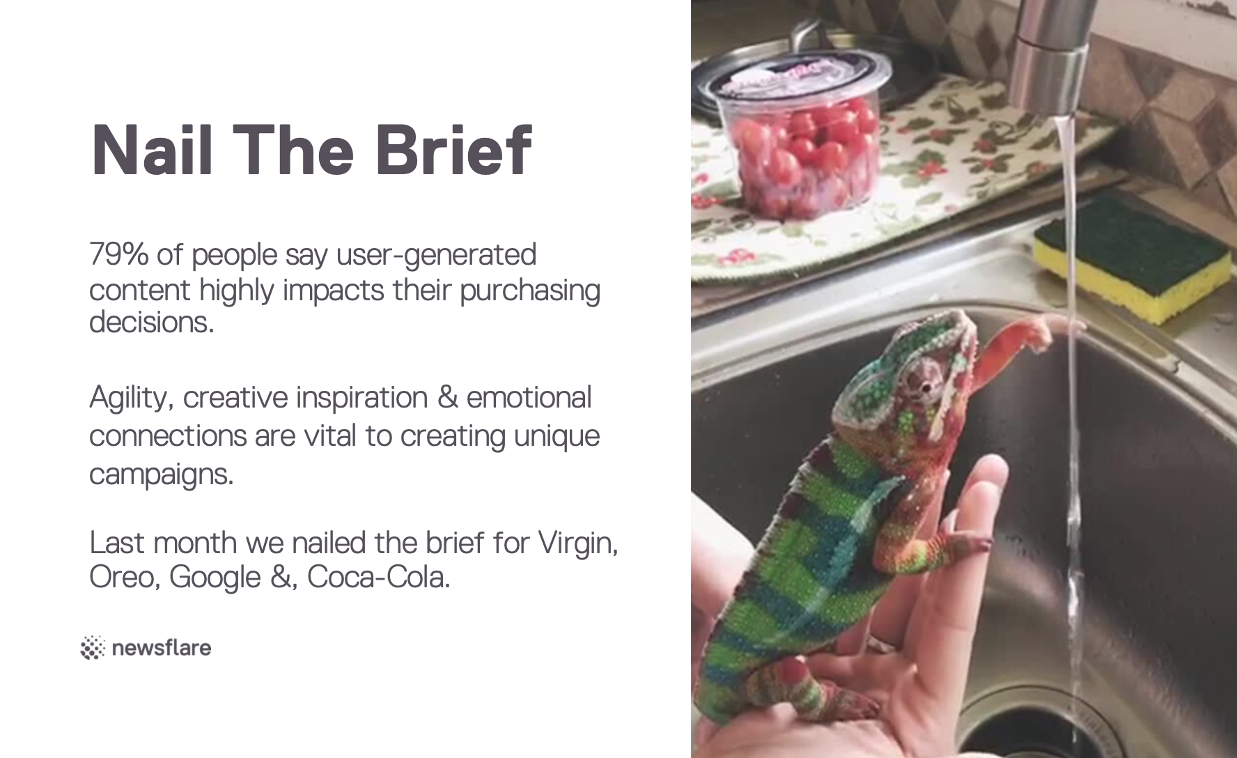 Four brands that successfully filled the creative content gap during COVID-19